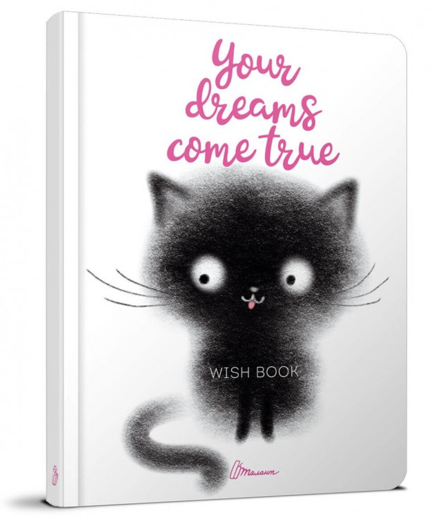 Wish book. Your dreams come true 7