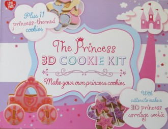 The Princess 3D Cookie Kit
