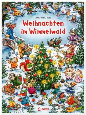Wimmelbuch Weihnachten.Mein Extradickes Wimmelbuch Weihnachten купить книгу в украине с